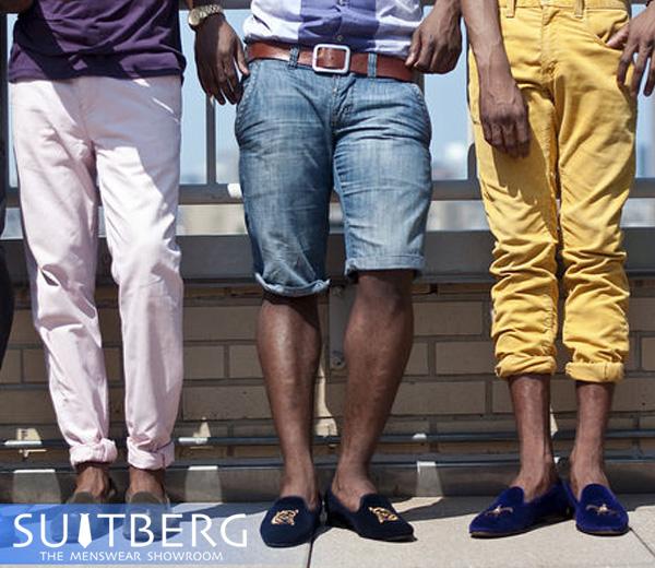 Популярная мужская обувь на сезон весна-лето 2019