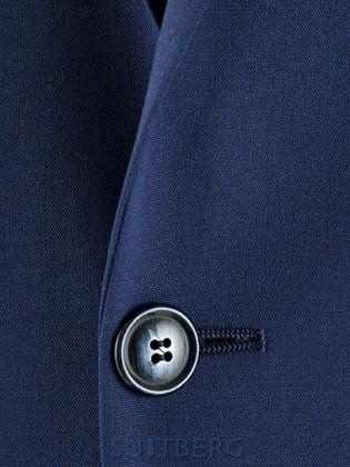 6300238f562f Мужские костюмы: Ярко-синий мужской костюм Ник Extra Slim